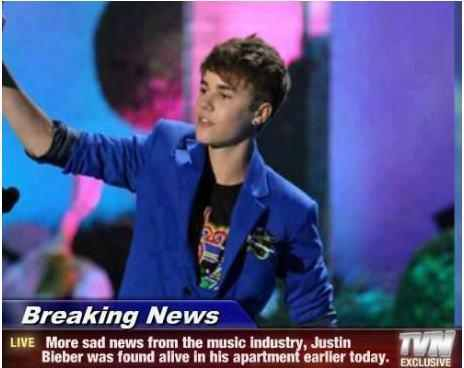 More tragic news in the music industry today :/ | Funny