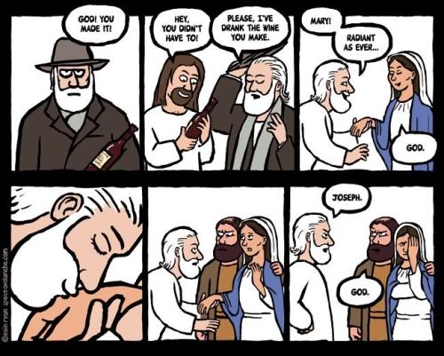 God vs. Joseph