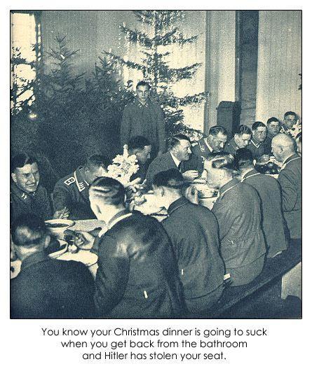Worst Christmas dinner experience ever