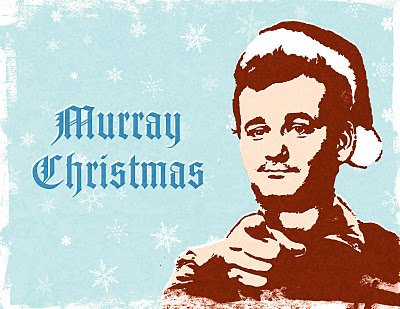 I wish you a Murray Christmas