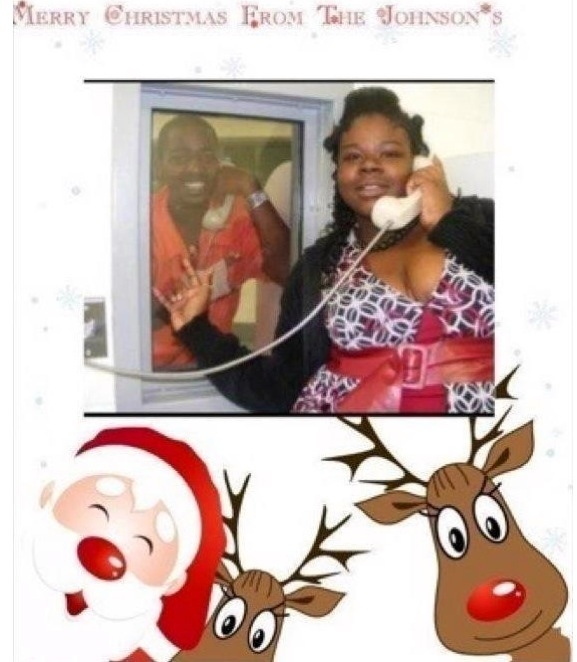 Still my favorite Christmas card...