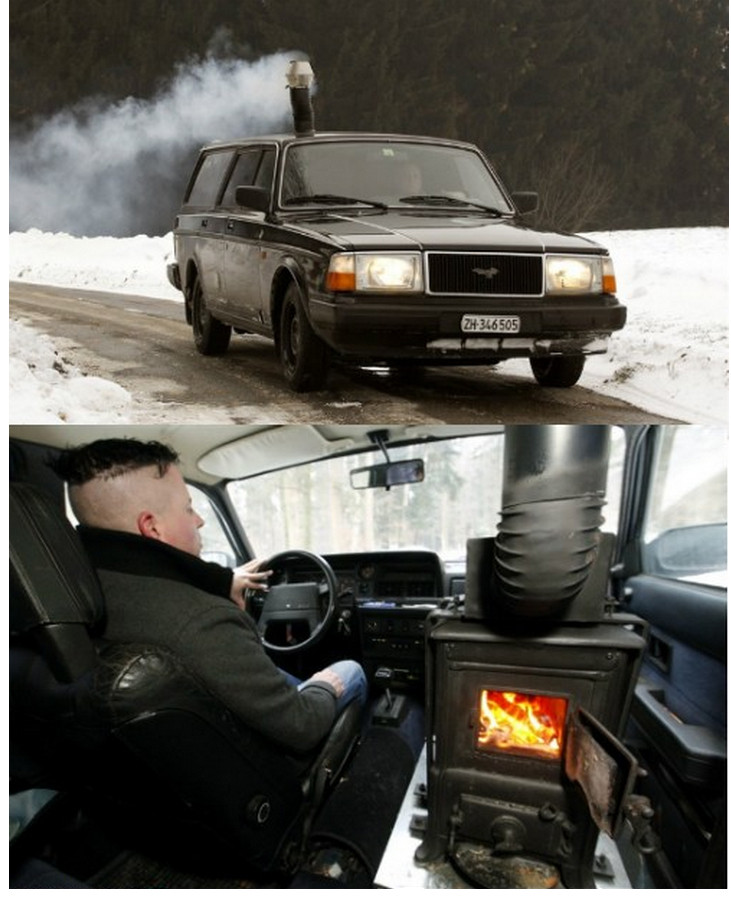 Volvo - Russian edition