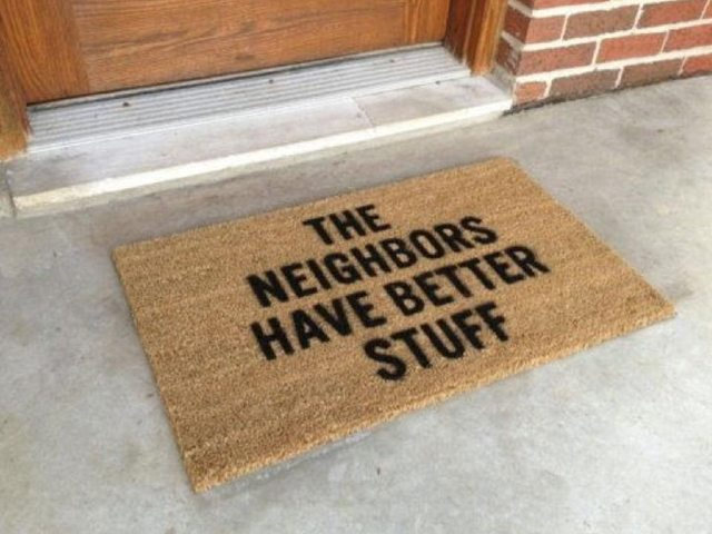 Anti-burglary gadget