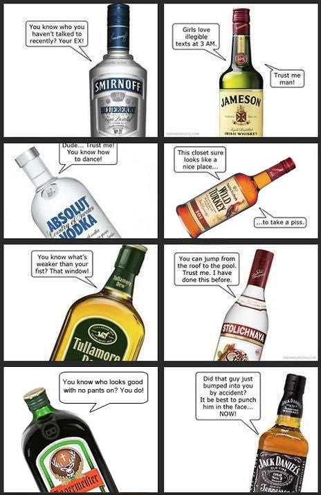 Bad Advice Alcohol