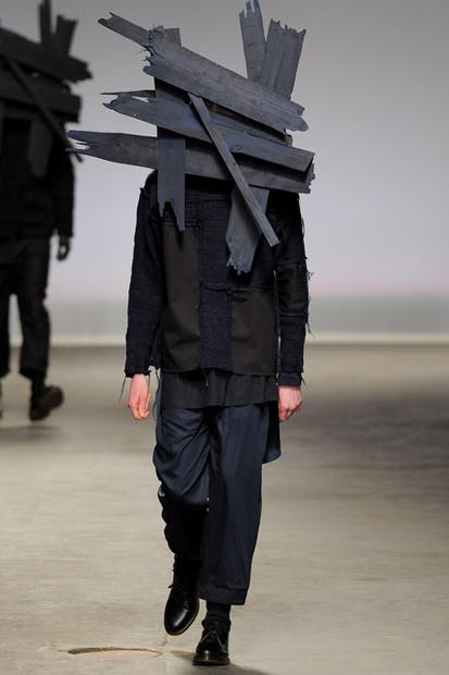 Fashion these days...