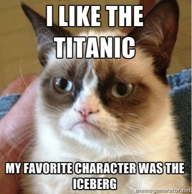 Favorite character of the Titanic