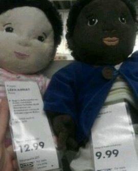 IKEA Racism level- 9.99