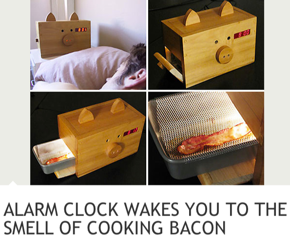 The only alarm clock that will actually wake me up