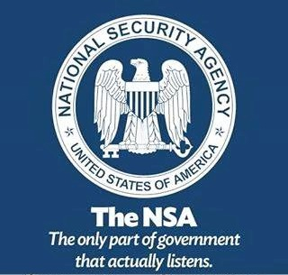 The NSA has decided to change their logo to highlight recent events
