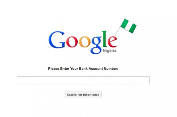 Google Nigeria, seems legit
