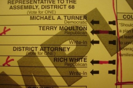A Republican candidate's unfortunate name