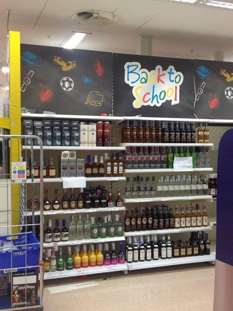 Back to school? Ehm...