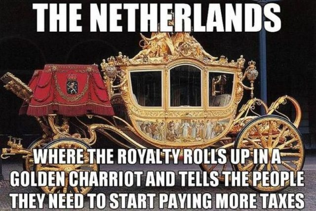 The trouble with The Netherlands