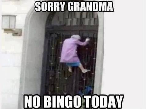 Sorry grandma