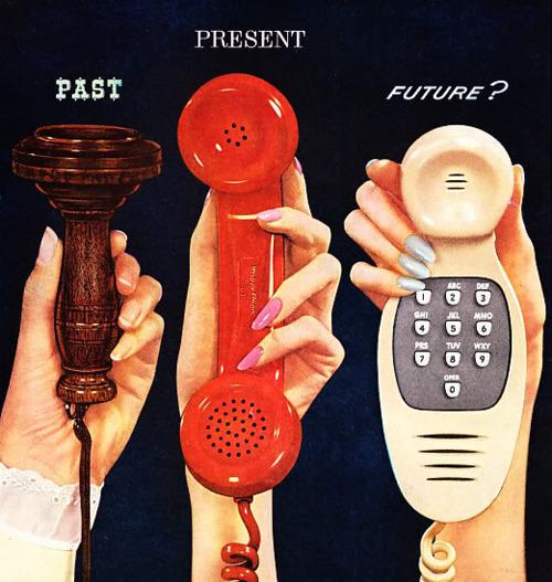 The future of phones (1956)