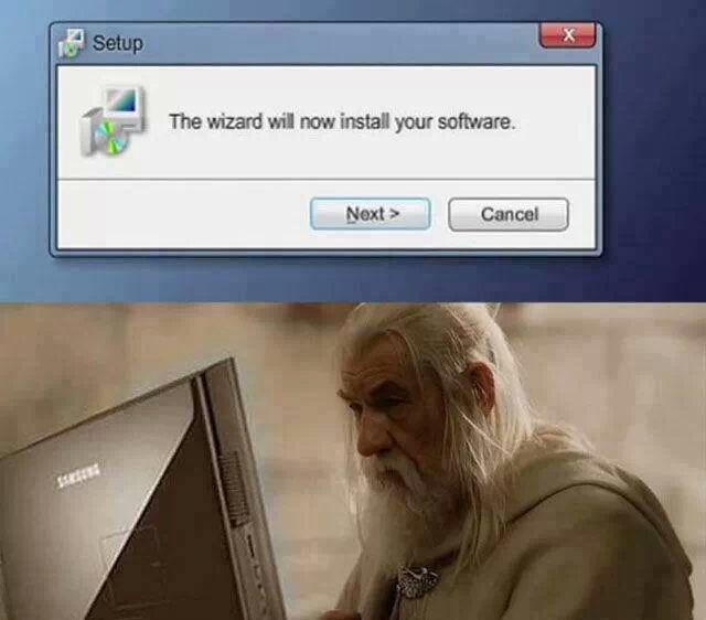Good Guy Gandalf