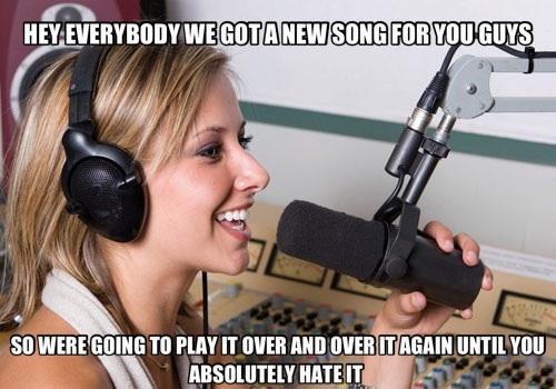 If radio stations were honest