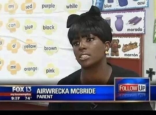 I've been spelling Erica wrong my whole life