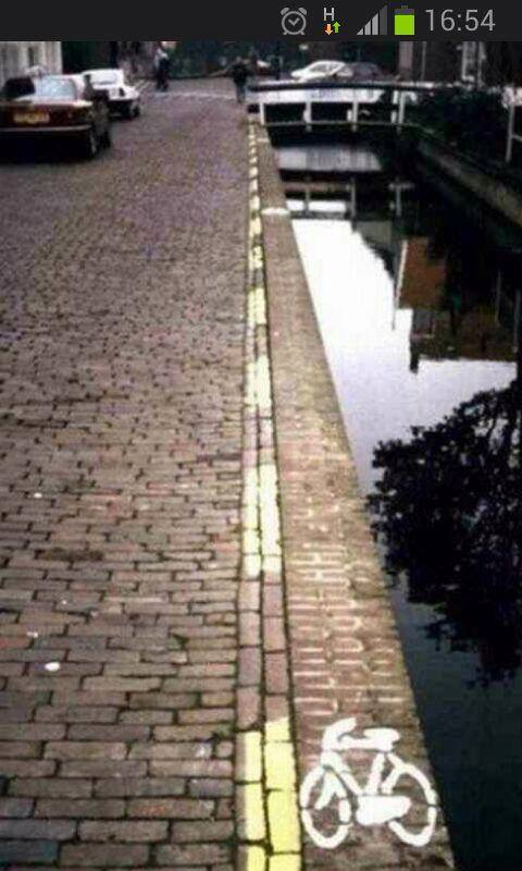 Dutch bike path, level- expert