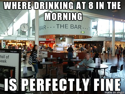 Good Guy Airport Bar