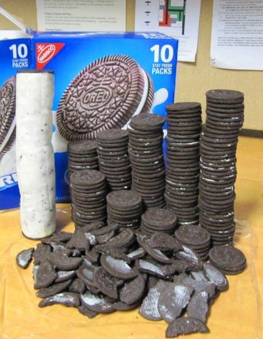 Oreos Like a BOSS