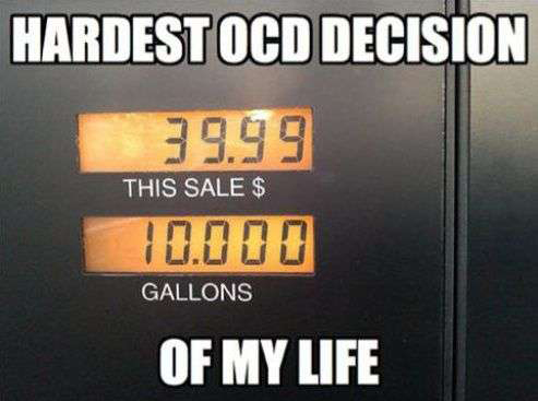 Hardest OCD decision of my life.